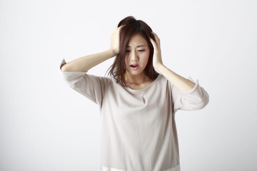 梅雨の髪の毛対策