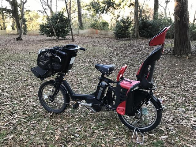 電動自転車子供